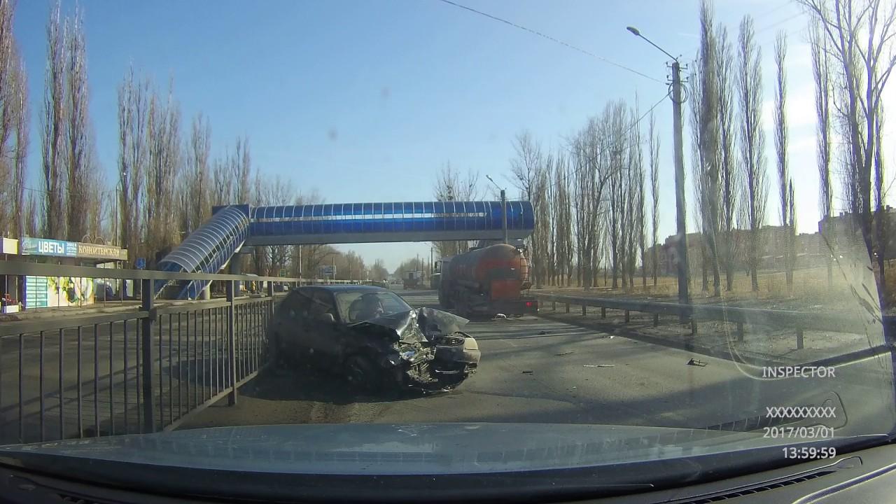 Близорукий гонщик из Новошахтинска