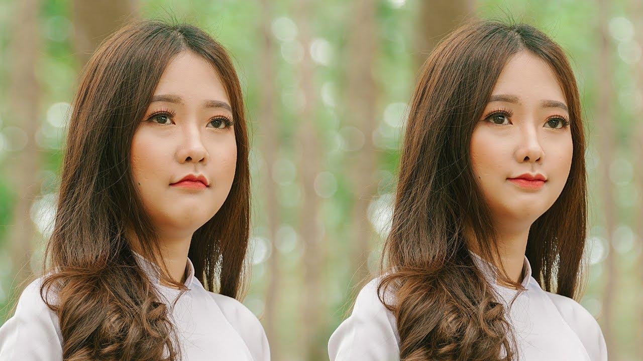 Mimik/Gesichtsausdruck verändern – Photoshop-Tutorial