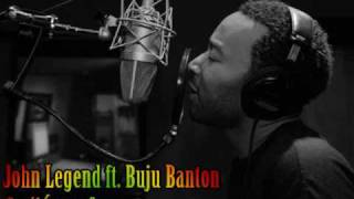 John Legend feat  Buju Banton   Cant be my Lover