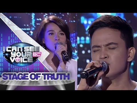 I Can See Your Voice PH: Bea Alonzo and Igib Love On Christmas Day | Stage Of Truth