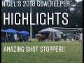 Nigel omondi goalkeeper highlights 2018