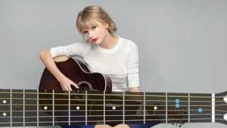 Taylor Swift - Comeback guitar chords