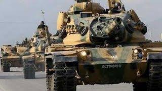 Turkey preparing military operation against USA Led Kurds in Syria Breaking News December 2018