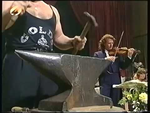 André Rieu in a Rare Performance From 1996