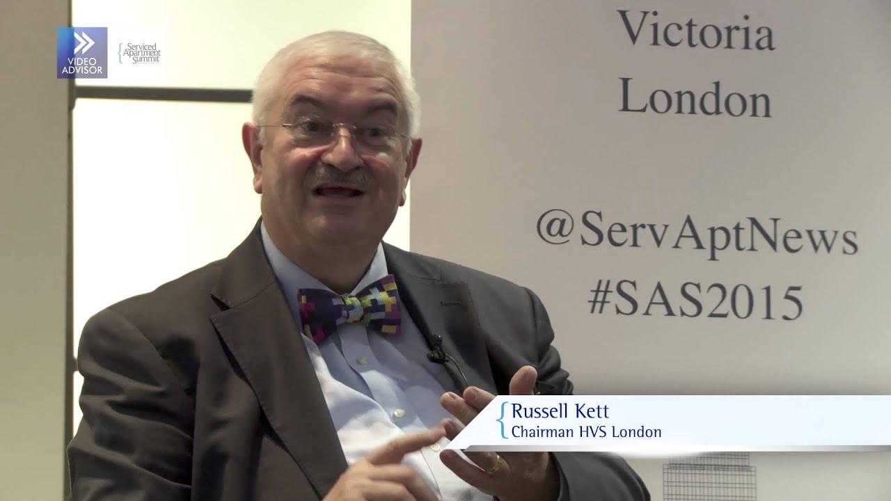 SAS2015 interviews: Russell Kett, HVS