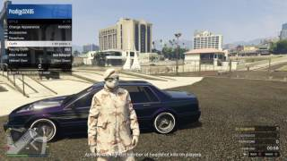 Gta 5 modded outfit patch 1.40