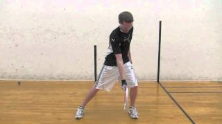 RacquetBall Forehand Stroke Tutorial