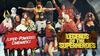 'Legends of the Superheroes' Review