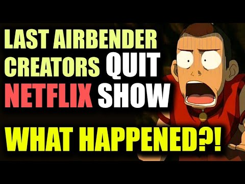Avatar: Last Airbender Creators QUIT Netflix's Live-Action Adaptation – What Happened?!
