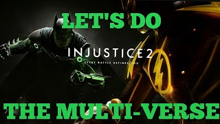 Let's Do: Injustice 2 The Multi-Verse Part 2!!! ( Now Gorilla Grodd )