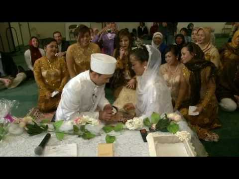Indonesian Muslim Wedding Ceremony | Toronto Indonesian Wedding Videography Photography
