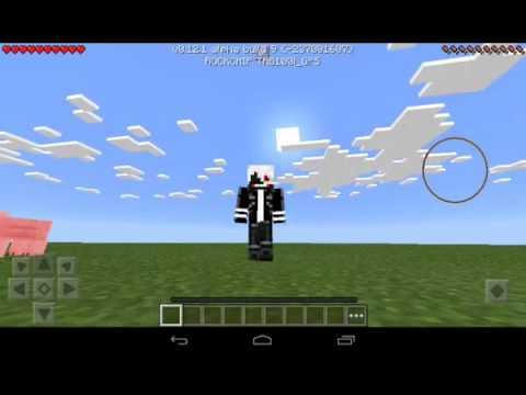 Pixel Gun D Tokyo Ghoul Kaneki Skin Making Youtubefunvideo - Skins para minecraft pe tokyo ghoul