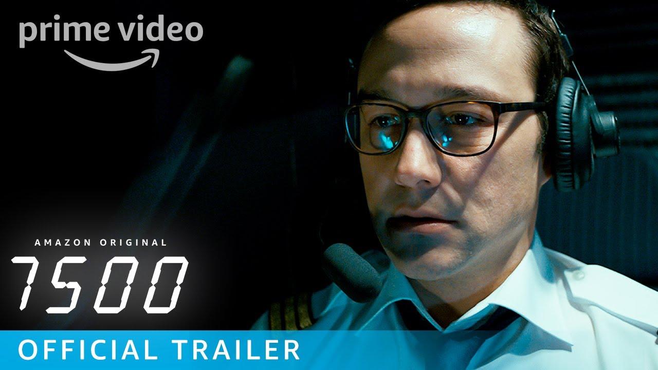 Новый трейлер психологического триллера Amazon «7500»