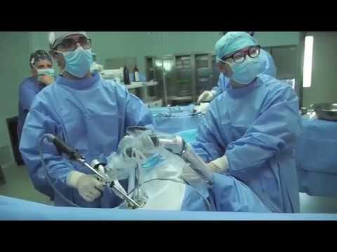 Wideotorakoskopowa prawa dolna lobektomia z jednego cięcia bez asysty - FILM NIE EDYTOWANY