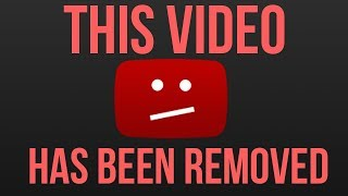 Youtube Deleted Our Music Video