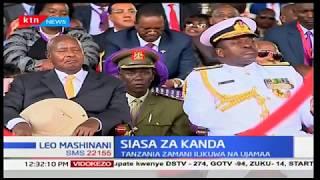 Hotuba ya Rais Uhuru kenyatta kufungua milango kuwa wakazi wa kote Afrika Mashariki kuingia Kenya