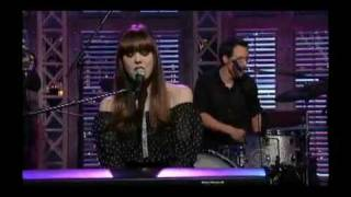 <b>Diane Birch</b>  Nothing But A Miracle On Letterman