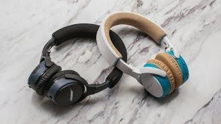 استعراض لسماعة الرأس بتقنية البلوتوث Bose SoundLink