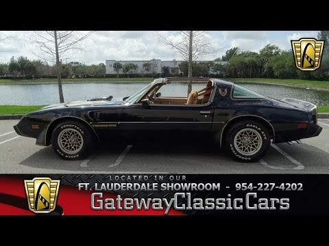 Video of '79 Firebird - KNDJ