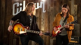 Gibson Les Paul Trad Pro V | First Impressions W/ Devon Allman & Duane Betts
