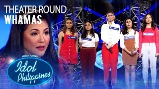 "WHAMAS sings ""2002"" at Theater Round 