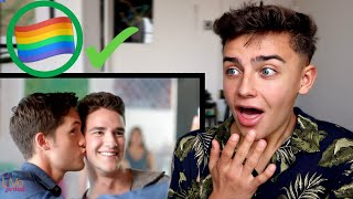 REACTING TO PRO GAY COMMERCIALS (Pro LGBT)