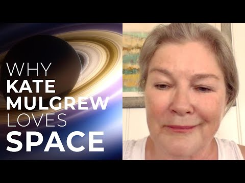 Why Star Trek's Kate Mulgrew Loves Space