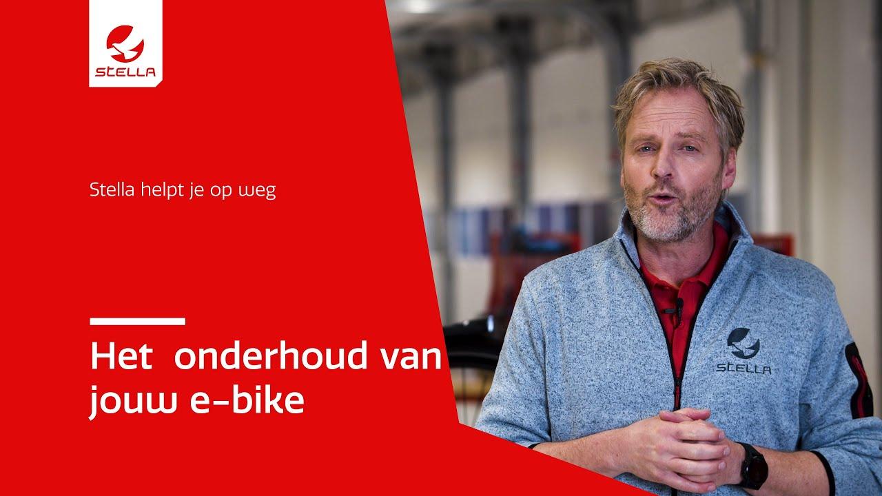 E-bike onderhouden