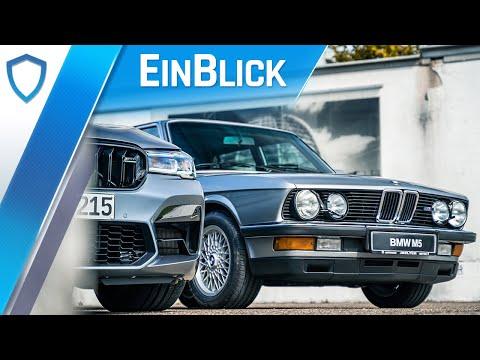 BMW M5 E28S (1985) - Motorsport für die Straße? Der Beginn einer neuen Ära!