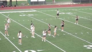Bedford Bulldogs vs Souhegan Sabres Girls Varsity Lacrosse 5 18 18