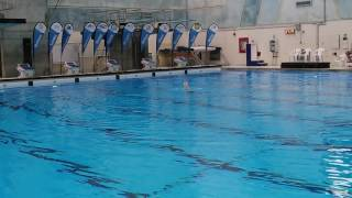 Guelph Synchronized Swim Club    16-20 Solo May 2017 Ontario Open Age Groups Championships