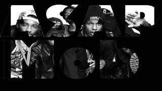 A$AP MOB - Hella Hoes (lyrics) [ FT. ASAP ROCKY , ASAP NAST , ASAP FERG & ASAP TWELVY] (NEW 2014)