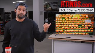 Video: TCL 5 Series S535 TV Review (2020) – Better Than The 2019 TCL 6 Series?