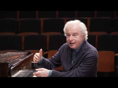 Sir András Schiff in conversation about the Piano Concertos of Johannes Brahms