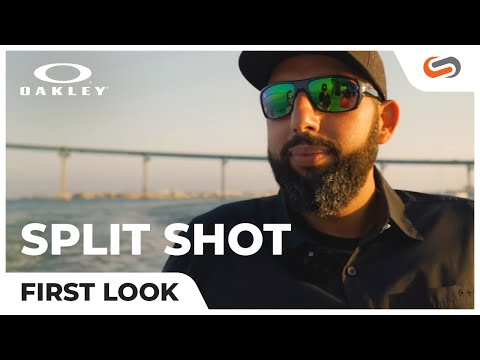 Oakley Split Shot FIRST LOOK | SportRx.com