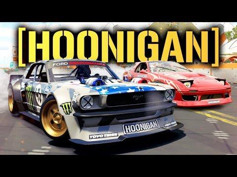 HOONICORN V2 VS ALL HOONIGAN CARS