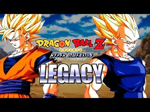 SO MUCH STORY! - DRAGONBALL Z LEGACY: Hyper Dimension (SNES 1996)