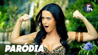 Katy Perry - ROAR (Cadê meu Tarzan?) (Paródia/Redublagem)