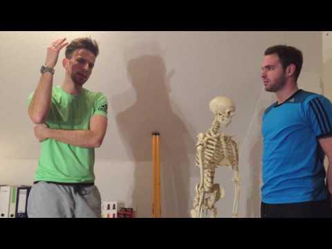 Während der frühen Schwangerschaft Spek mit Rückenschmerzen