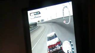 Nascar 08 Truck Race At Texas 2