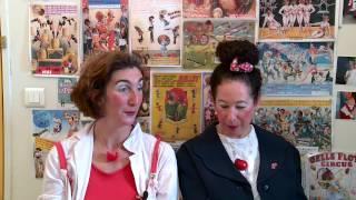 preview picture of video 'L'Echappée Belle: des Clowns sur Ordonnance'