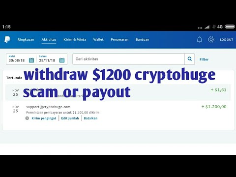 mp4 Cryptohuge bid Review, download Cryptohuge bid Review video klip Cryptohuge bid Review