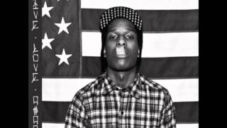"ASAP Rocky Feat. Fat Tony - ""Get Lit"""