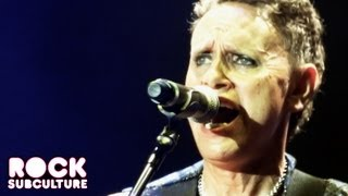 Depeche Mode 'Only When I Lose Myself' at the O2 London England on 05/29/2013