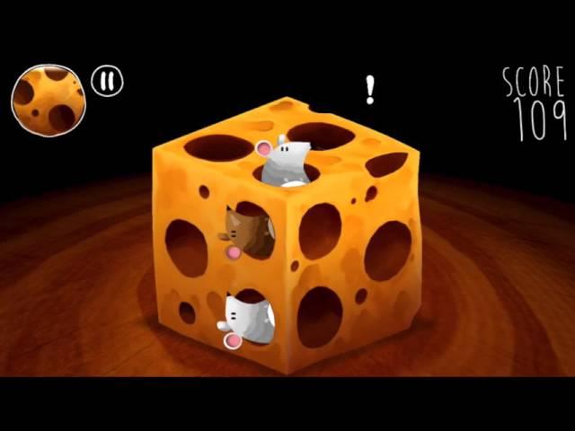 Видео к игре Hey Thats My Cheese