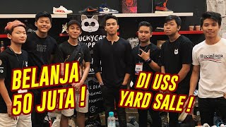 Video #GeledahToko | BELANJA SAMPAI 50 JUTA RUPIAH DI USS YARD SALE MP3, 3GP, MP4, WEBM, AVI, FLV September 2019