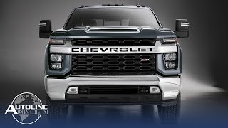 New Silverado HD, VW Sees End for ICEs - Autoline Daily 2491