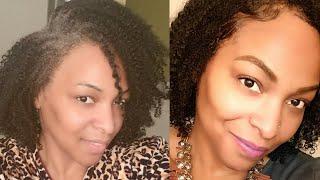 Demi hair dye to cover gray hair