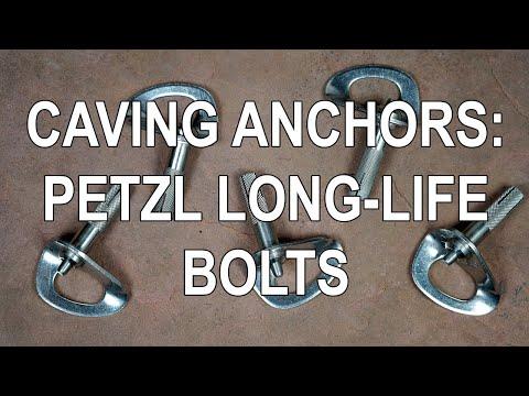 Petzl Anchor - Coeur Bolt HCR