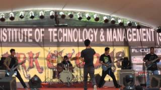 SOT RECHO covering Megadeath at Syfonix'14